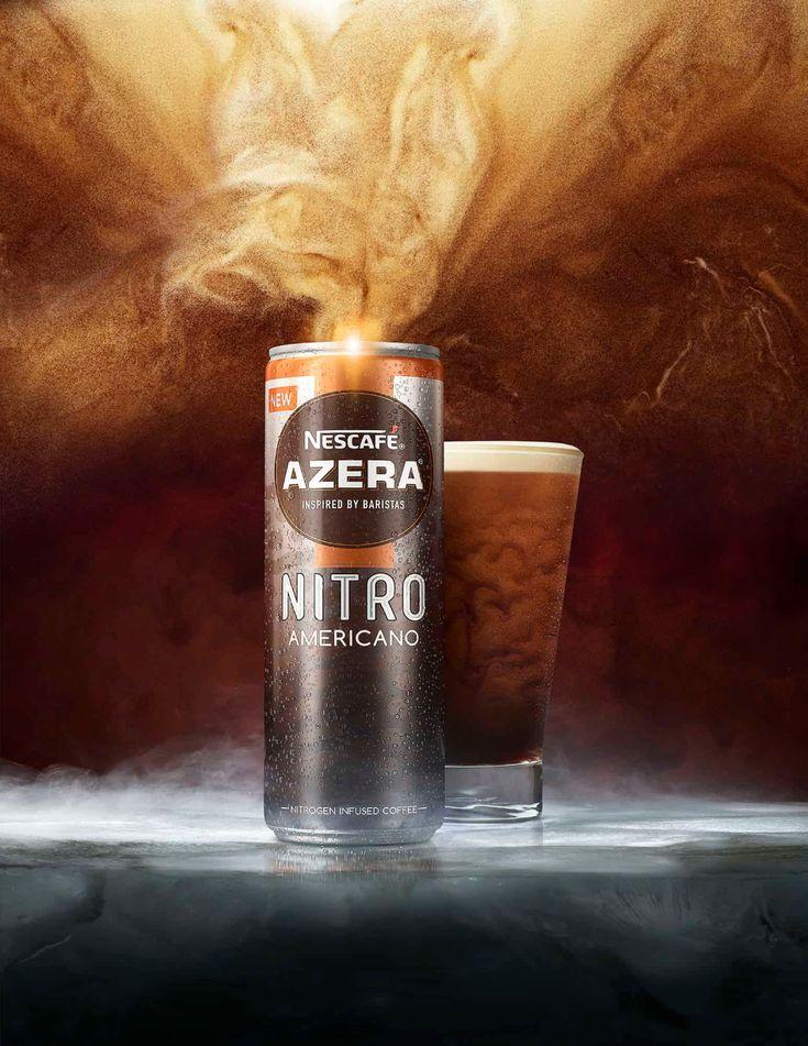 Nescafé Azera Nitro Advertising Photography em 2020