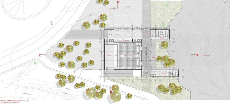Galería de Segundo lugar Concurso Escuela Naval / Prado Arquitectos - 9