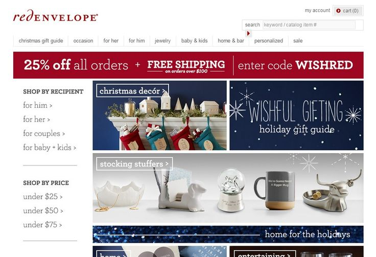 Top 10 Best Websites to Buy Cheap Christmas & New-Year Gifts Online.   Whether it is Christmas or New year, Gift giving is an unavoidable part of those wonderful holidays. Here i have listed 10 best gift shopping portals for buying Christmas and new year gifts online.