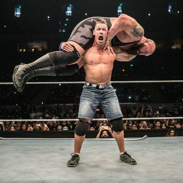 John Cena vs. The Big Show