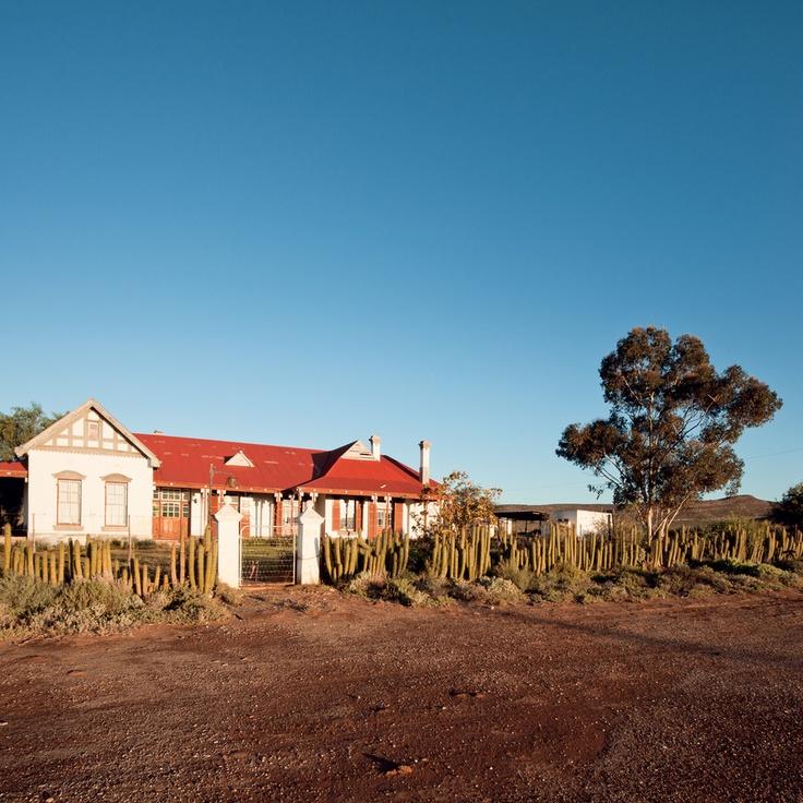 Klein Karoo House.