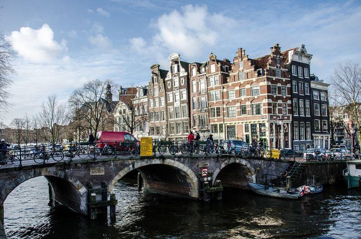 Photograph Amsterdam colors by Petru Cojocaru on 500px