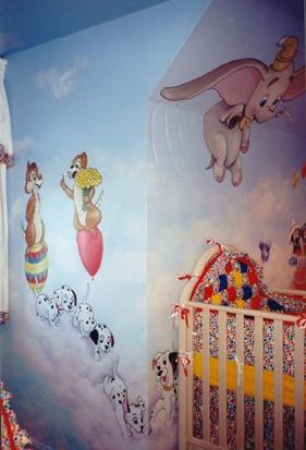 My kids nursery or playroom will look like this!!