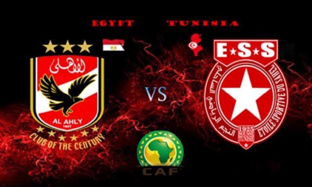 دوري أبطال أفريقيا موعد مباراة والقنوات الناقله بين الأهلي والنجم الساحلي Cards Stars Playing Cards