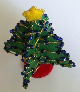 Coisinhas da Flafy: Árvore de Natal 3