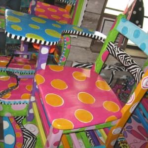 Student desk (Christy's Funky Furniture - New Products)