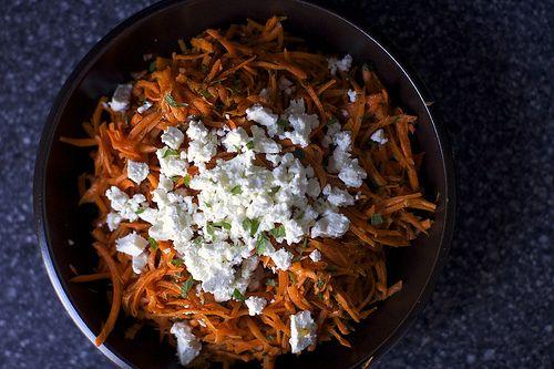 Ultimátní mrkvový salát