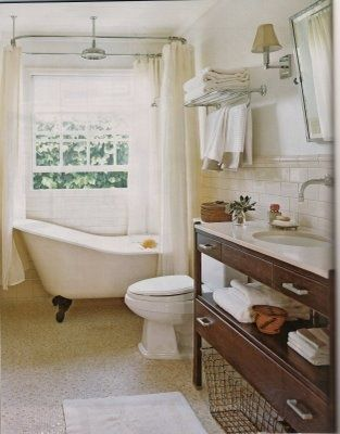 15 Best Clawfoot Tub Images On Pinterest  Bathroom Showers And Entrancing Bathroom With Clawfoot Tub Ideas Review