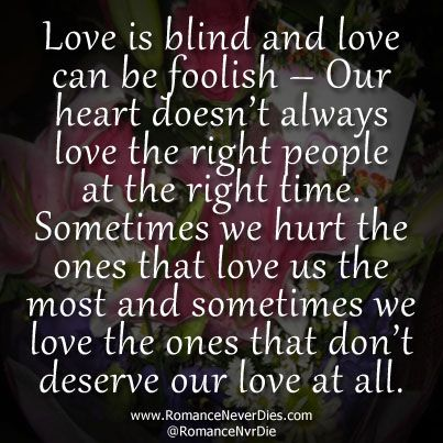 Love Is Blind Quotes Beauteous 161 Best Love Quotes Images On Pinterest  Best Love Quotes In Love