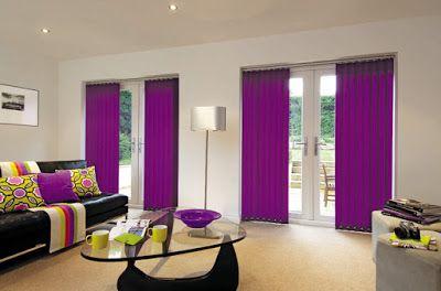 The Vision blinds offer an impressive range of materials