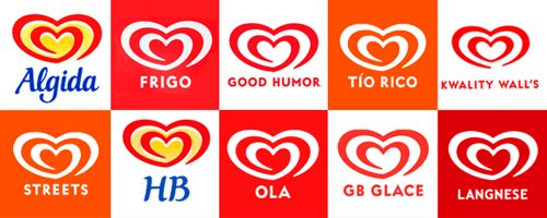 Ola Ice Cream logo