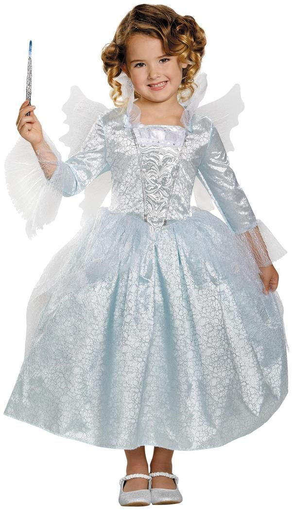 Girl S Fairy Godmother Costume Fairy Godmother Costume Fairy