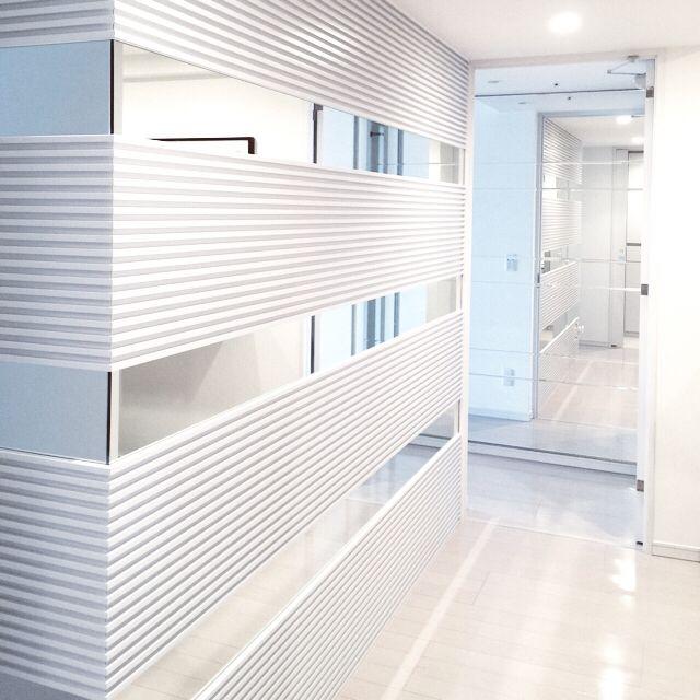 Mi-naHiさんの、ホワイトインテリア,鏡,壁/天井,のお部屋写真