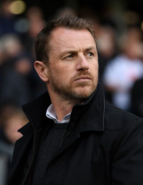 Gary Rowett Photos Photos - Gary Rowett, Manager of Derby County  during the Sky Bet Championship match between Derby County and Huddersfield Town at iPro Stadium on April 17, 2017 in Derby, England. - Derby County v Huddersfield Town - Sky Bet Championship