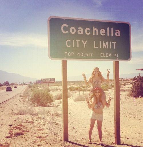 Coachella! ♥