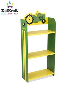 John Deere® Bookshelf by KidKraft   Kid Furniture World