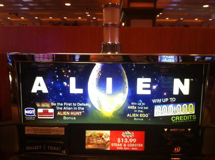 buy aliens slot machine