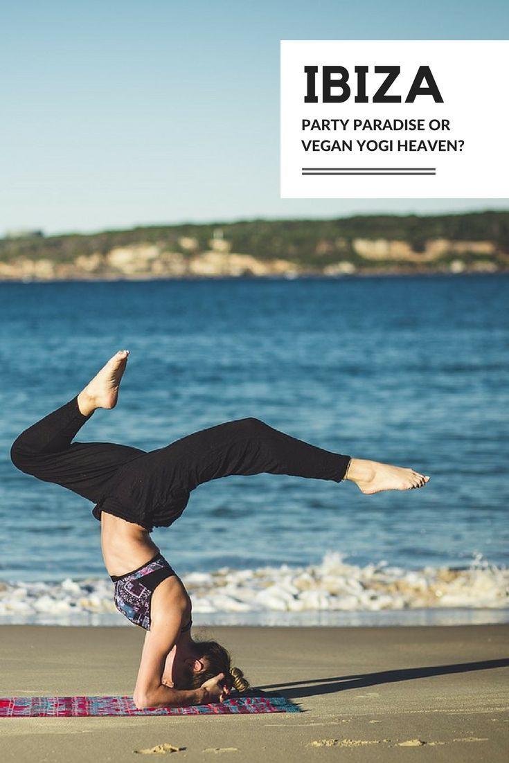Have you ever considered Ibiza as a yogi holiday destination? You should! #Inspirestravel