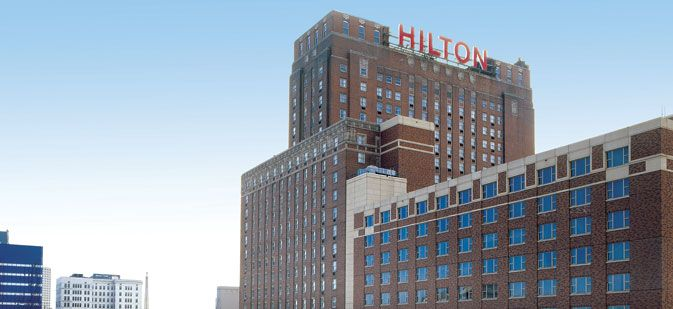 Hilton Hotel Milwaukee - Downtown Milwaukee Hotels