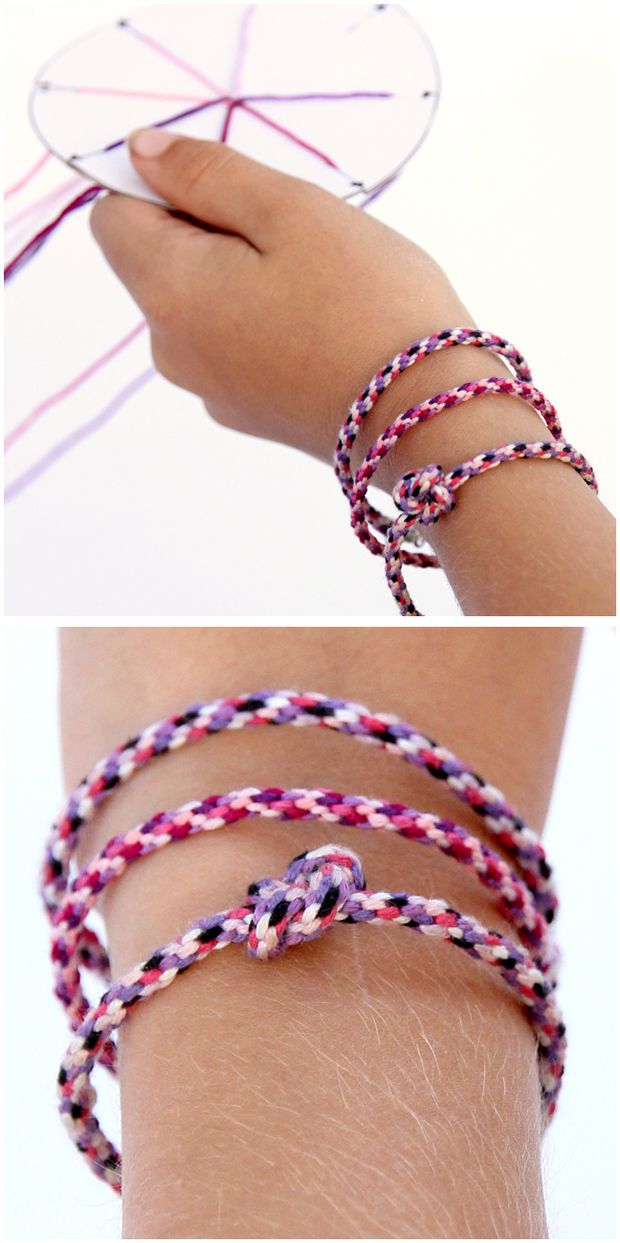 Check this out. Super easy tutorial for making friendship bracelets that anyone can make - even young children. Free downloadable template included to get you started.- Dabbles & Babbles