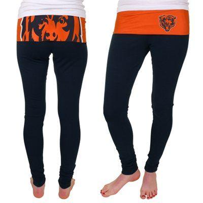Chicago Bears Sublime Knit Leggings
