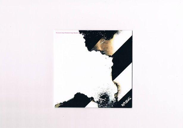 VINYL RECORD NO 2-DESIGN BY ANDREW LUDEW