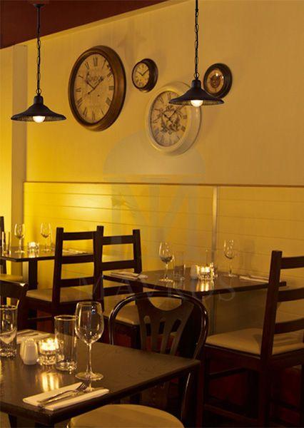 ΜΑΥΡΟΣ -- Cafe - Bistro | ΜAVROS LIGHTING