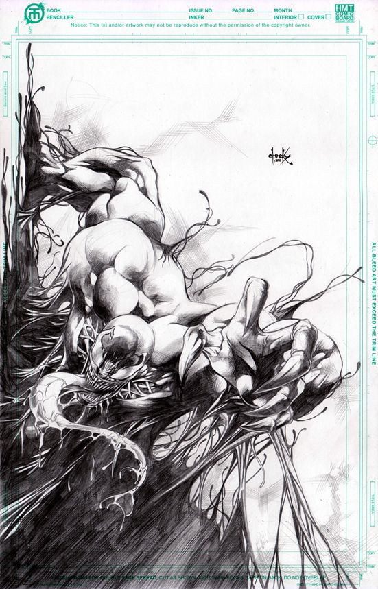 The Venum... Im Open for New Commissions.. For rates and availability kindly send me an email at chuckypenero@ymail.com