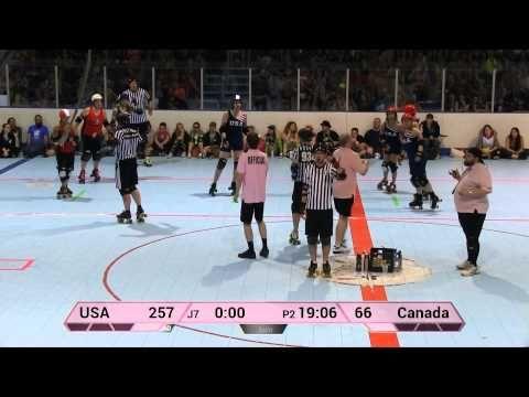 Team USA vs Team Canada - ECDX 2014