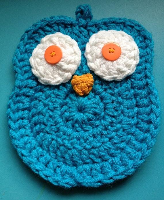 Easter Pot Holders Crochet: 1000+ Images About Crochet Owl Pot Holders On Pinterest