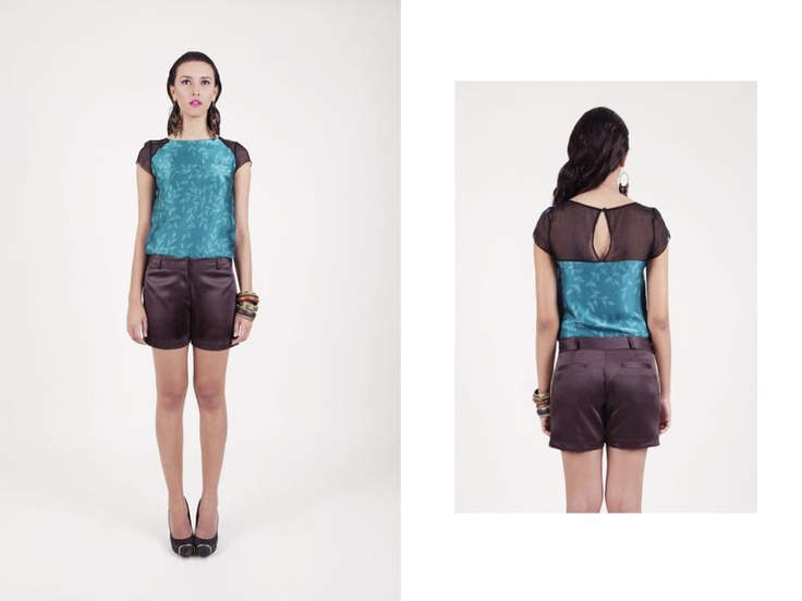 Alice Top from Global Nomad Collection by Namayinda