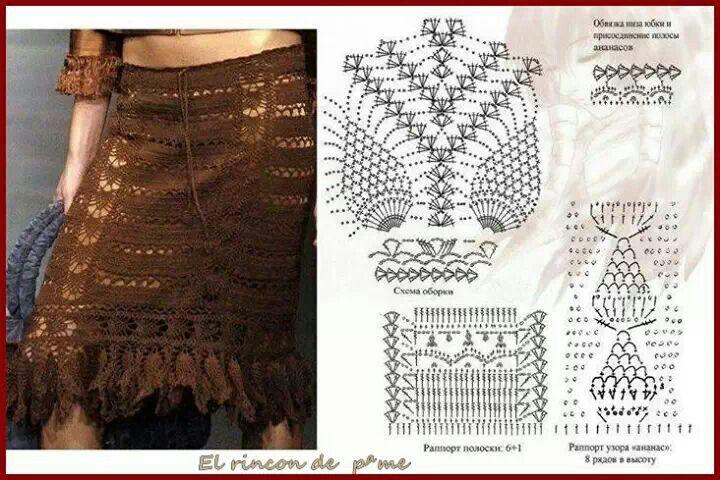 51 best algún día images on Pinterest | Crochet patterns, Knit ...