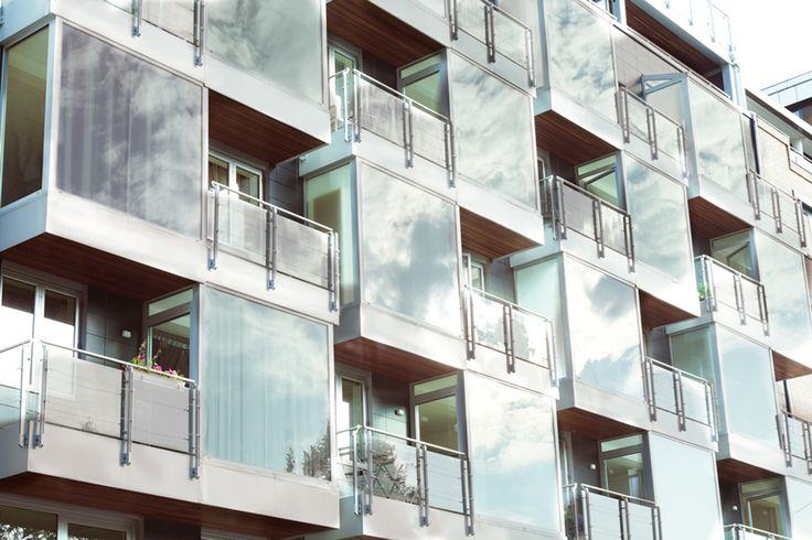 Residential building _ Facade design