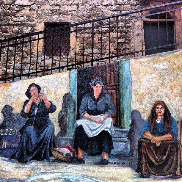 Murales - Sardinia - Italy