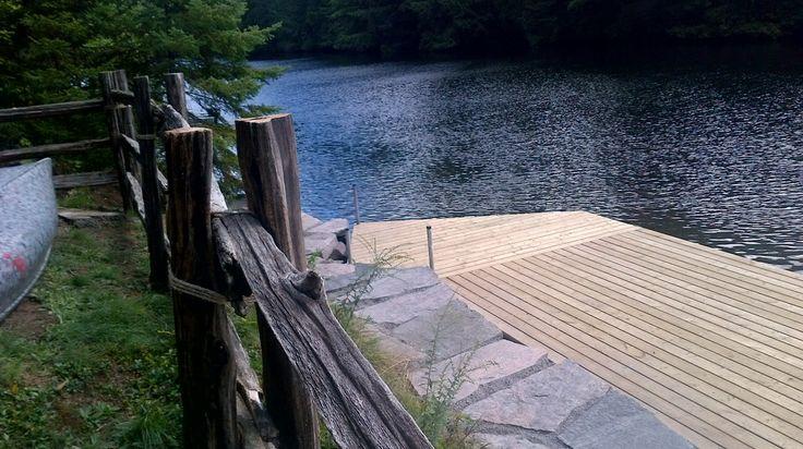 http://www.gordonbartleyconstruction.com/  Water front landscaping