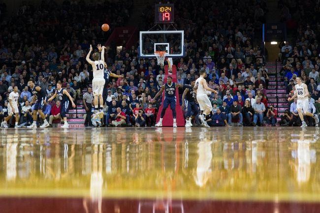 Villanova vs. Saint Joseph's - 12/3/16 College Basketball Pick, Odds, and Prediction