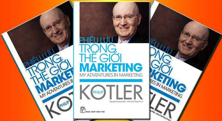 Ebook Phiêu Lưu Trong Thế Giới Marketing PDF của tác giả Philip Kotler –Con đường đưa một tiến sĩ kinh tế trởthành bậc thầy marketing. Download ngay! Mua sách gốc tại đây!…