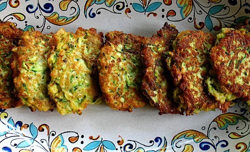 This looks yummy! Fresh From the Garden – Zucchini Faux-Crab Cakes