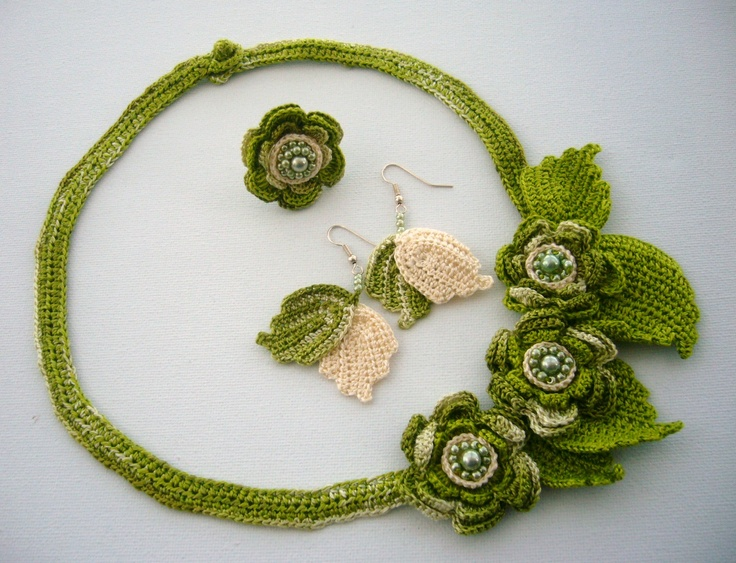Crochet set   www.etsy.com/shop/CraftsbySigita