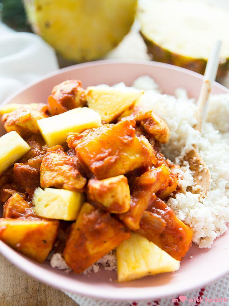 13 beste afbeeldingen van healthy dinner gezond eten for Table 52 fried chicken recipe