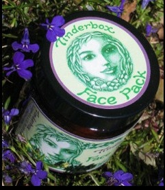 Tinderbox - Skin and Body Care - Face Pack 55gm (vegan)