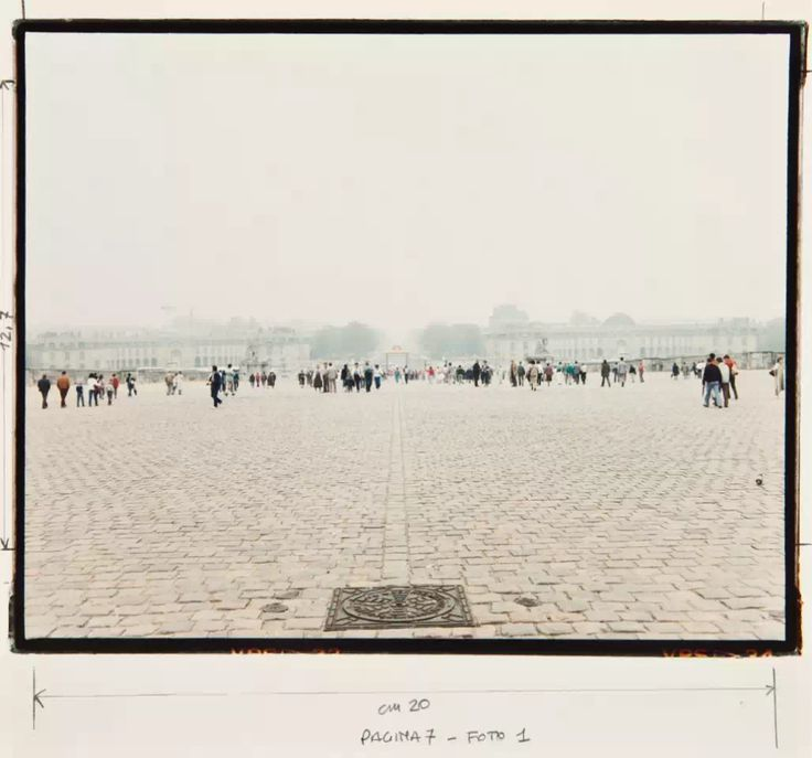Luigi Ghirri - Paris Photo Agenda