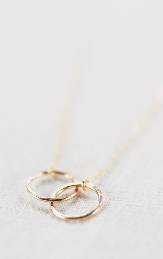 Mau loa necklace gold infinity necklace gold