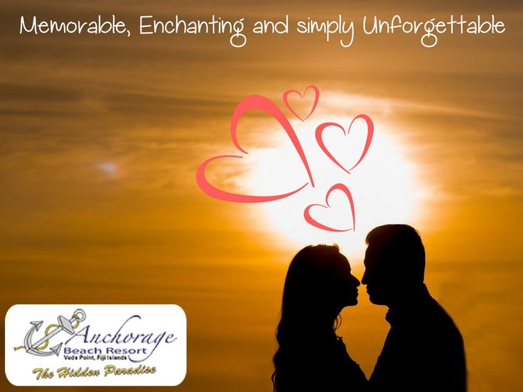 Memorable! Enchanting! and simply Unforgettable! http://www.anchoragefiji.com/