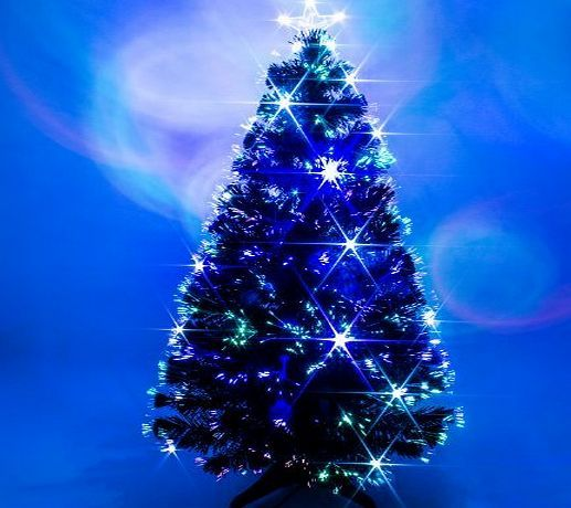 The Christmas Centre 4ft Black Artificial Fibre Optic Christmas Xmas Tree with Multi LED 120cm No description (Barcode EAN = 5089417005667). http://www.comparestoreprices.co.uk/december-2016-week-1-b/the-christmas-centre-4ft-black-artificial-fibre-optic-christmas-xmas-tree-with-multi-led-120cm.asp
