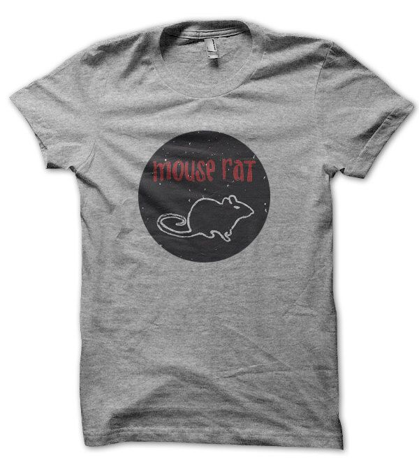 Mouse Rat T-Shirt | Parks and Recreation Parks n Rec TV Show Tshirt Tee uk usa gift Leslie Knope Ron Swanson Bert Macklin FBI by BigBearsApparel on Etsy https://www.etsy.com/listing/453783210/mouse-rat-t-shirt-parks-and-recreation