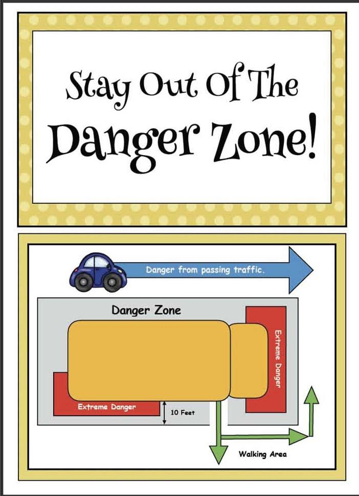 Bus Safety Activities Bus Safety School Bus Safety Safety Games