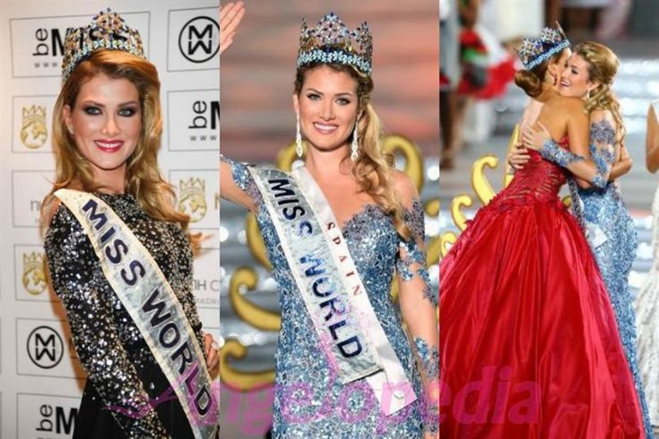 Mireia Lalaguna talks about her Miss World journey