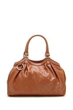 Gucci Leather Logo Small Handbag