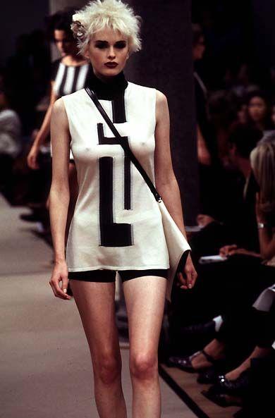 1996 Fendi Furs Fashion Magazine Print Ad: 268 Best Kylie Bax Part 1 Images On Pinterest